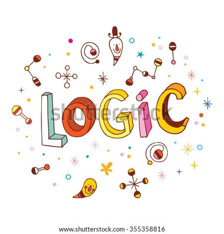 word logic   hand lettering