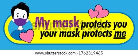 words of wisdom  my mask