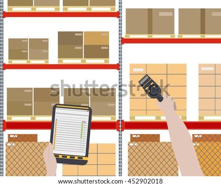Free Barcode Scanner Vector - Download Free Vectors, Clipart