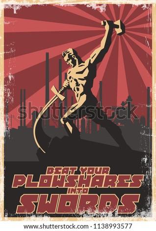 working class soviet propaganda