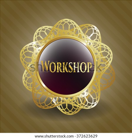 Workshop gold badge