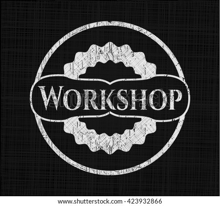 Workshop on blackboard