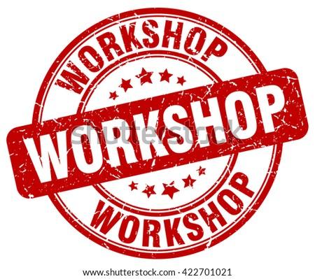 workshop. stamp