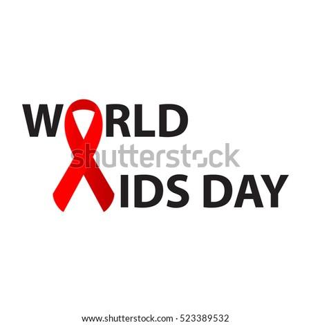 world aids day design