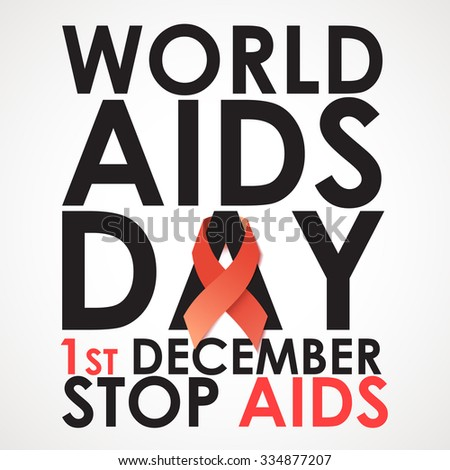 world aids day stop aids 1th