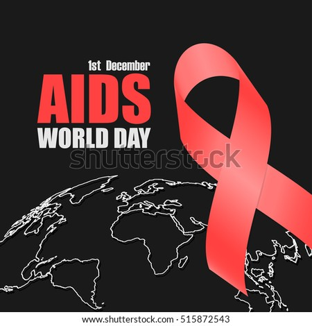 Vector Images, Illustrations and Cliparts: World aids day