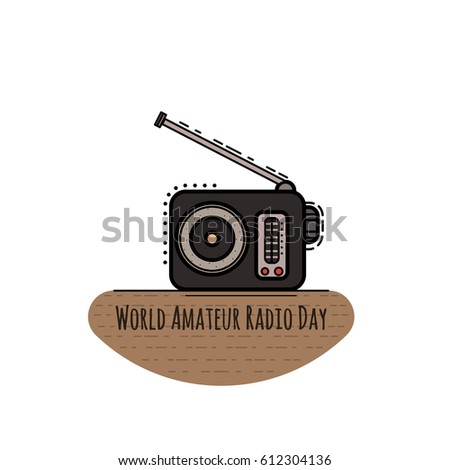world amateur radio day  april
