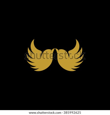 world bird day logo vector