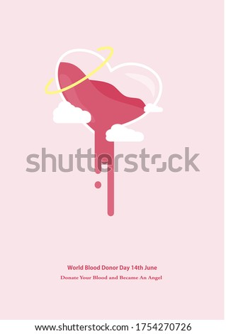 world blood donor day donate