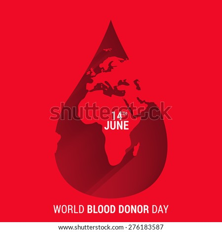 world blood donor day june 14th