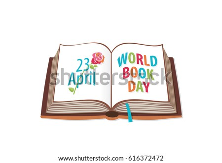 world book day april 23
