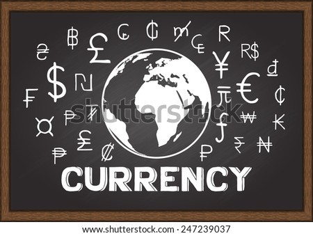 Currency Symbols Of The World Vector - Download Free Vector