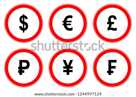 World Currency Vector - Download Free Vector Art, Stock Graphics