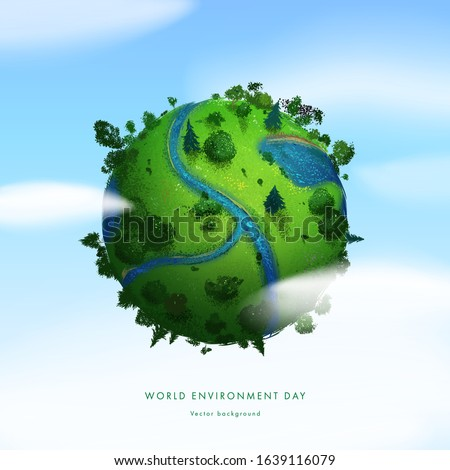 world environment day earth
