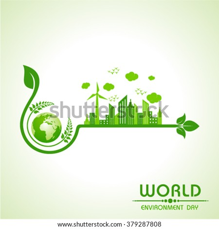 world environment day greeting...