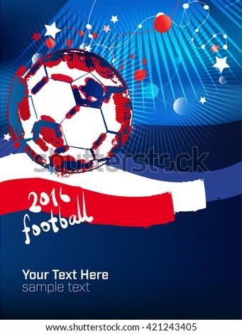 World Football Championship - Shutterstock ID 421243405