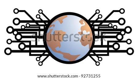 World future icon