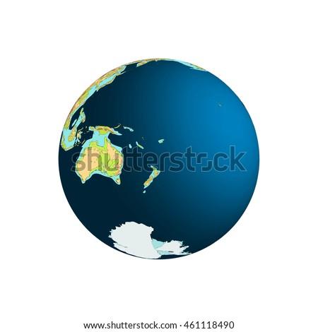 world globe planet earth