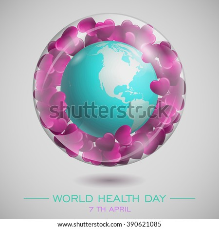world health day composition