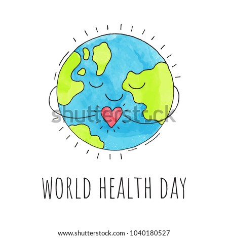 world health day planet earth