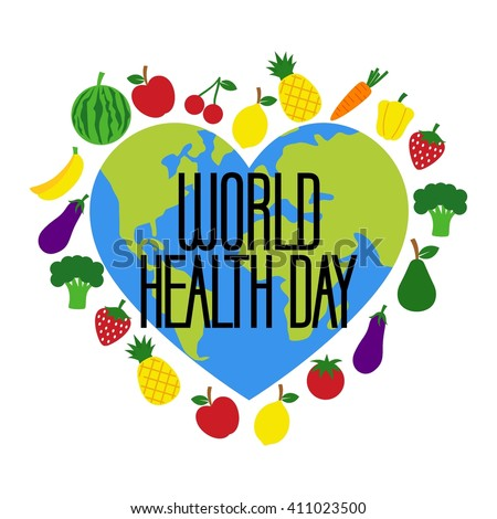 World Health Day Poster Template 411023500