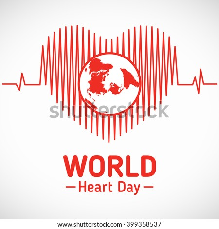 world heart day   world in