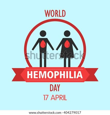 world hemophilia day cartoon