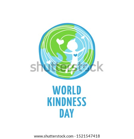world kindness day logo random