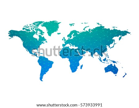 World map-countries