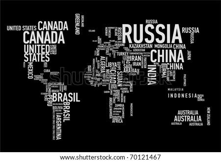 world map with countries and cities. WORLD MAP COUNTRIES CAPITALS