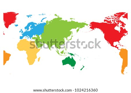 Shutterstock PuzzlePix - Six continents of the world