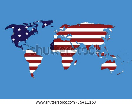 world map vector graphic. world map vector graphic.
