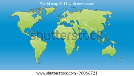 Ocean Current Worldmap Vector Download Free Vector Art Stock - Current world map