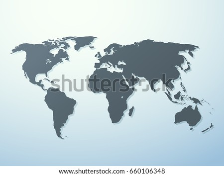 Resumen worldmap vector iconos descargue grficos y vectores gratis world map isolated on white blue gradient background worldmap vector template for website design gumiabroncs Images