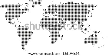 India map outline download free vector art stock graphics images world map points gumiabroncs Gallery