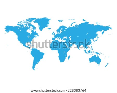 Round world map download free vector art stock graphics images world map vector gumiabroncs Images