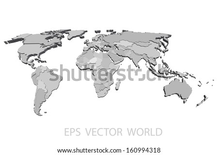 Free world map patterns vector download free vector art stock world map vector 3d gumiabroncs Choice Image