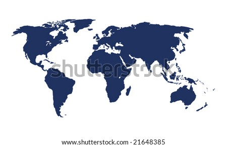 9 stylish vector world map vector download free vector art world map vector illustration sciox Image collections