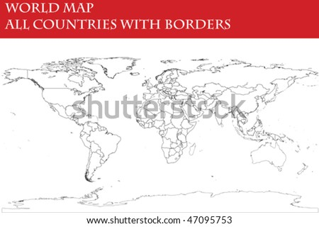 printable world map with countries. printable world map with