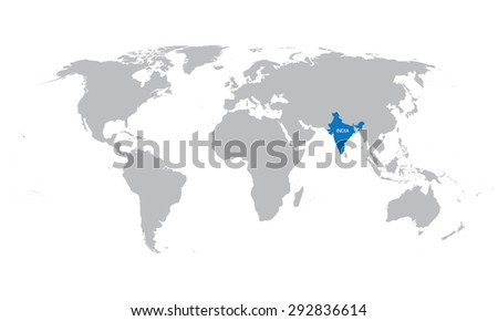 Mapa de mumbai descargue grficos y vectores gratis world map with indication of india gumiabroncs Gallery