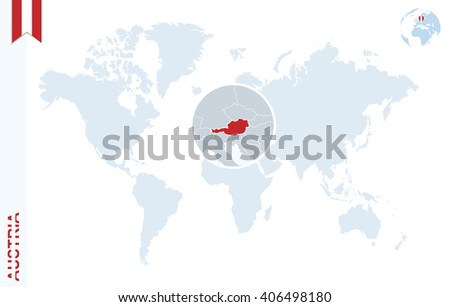 Free Austria Map Vector - Download Free Vector Art, Stock Graphics ...