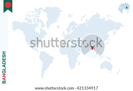 Free vector bangladesh flag map pointer download free vector art world map with magnifying on bangladesh blue earth globe with bangladesh flag pin zoom gumiabroncs Image collections