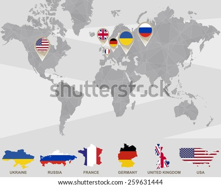 Free Vector Map Of Germany Free Vector Art At Vecteezy - Romania in us map