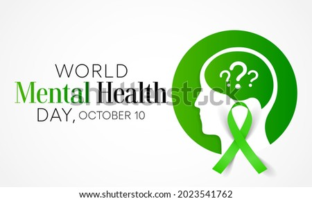 World Mental Health day is observed every year on October 10, A mental illness is a health problem that significantly affects how a person feels, thinks, behaves, and interacts with other people.