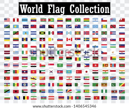 world national flag collection more than hundred
