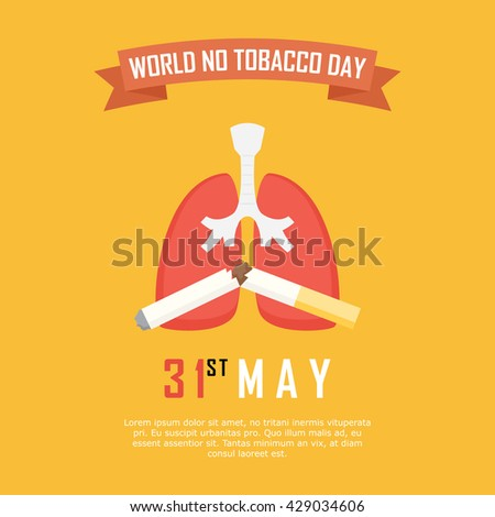world no tobacco day no