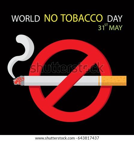 world no tobacco day  no