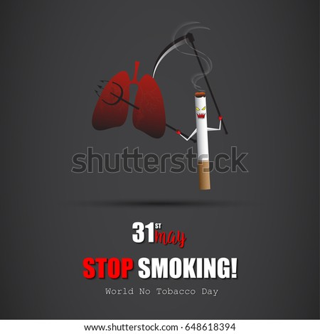 world no tobacco day stop