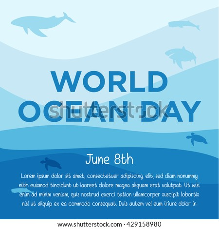 world ocean day campaign world