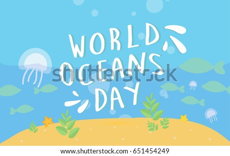 world ocean day is a global